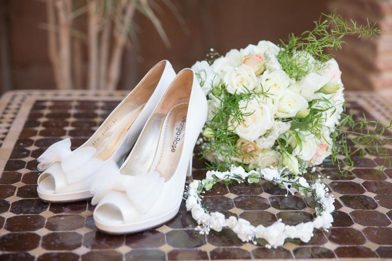 chaussures mariage marrakech