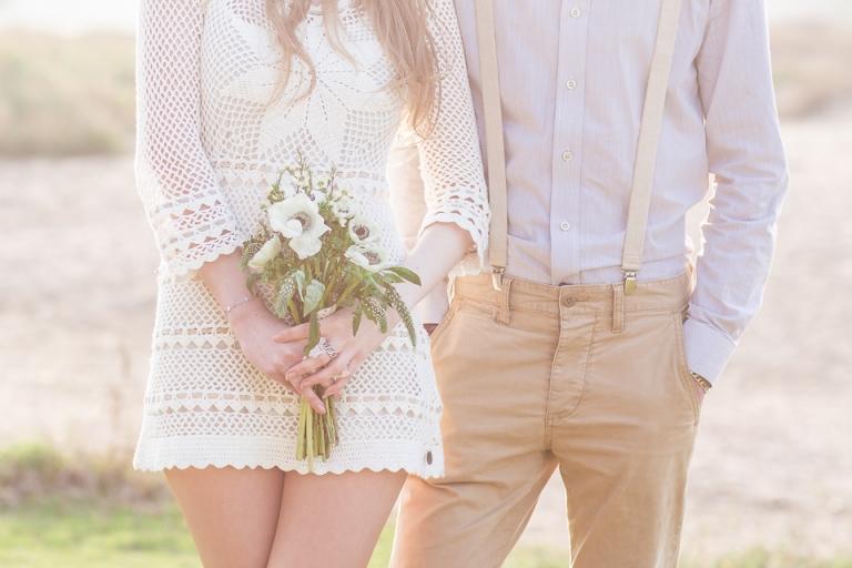 détails robe amoureux mariage tours