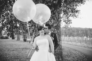 ballon helium mariage Tours
