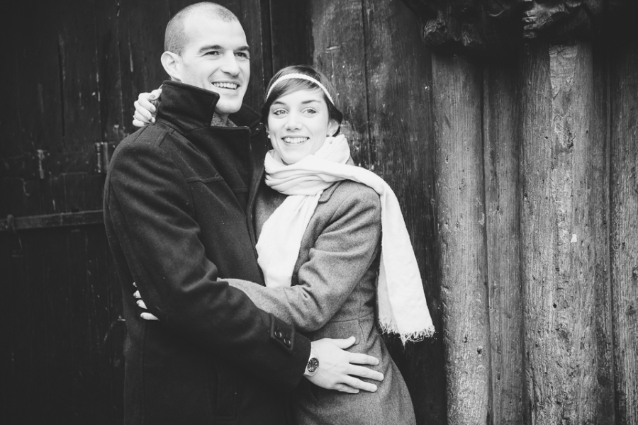 séance de photos de couple