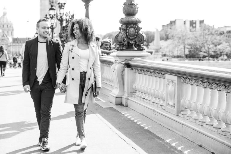 photographe d'amoureux à paris