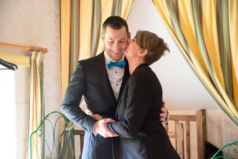 mariage à Cussay