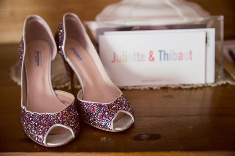 chaussures de mariage Tours