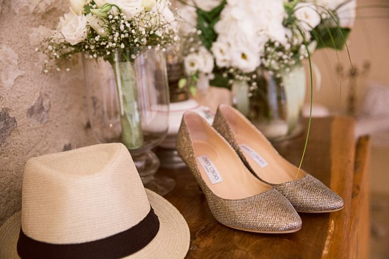 jolies chaussures de mariage