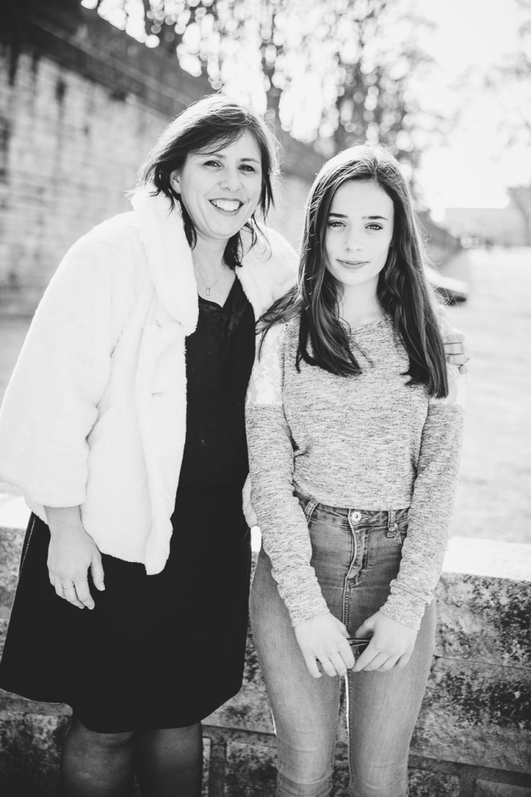 portrait famille tours par photographe