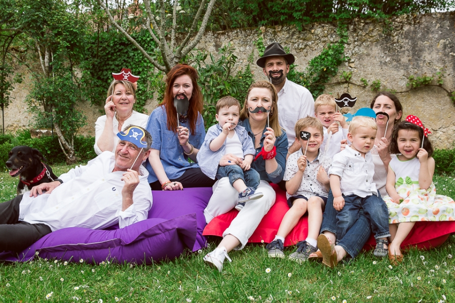 super photos de famille à tours