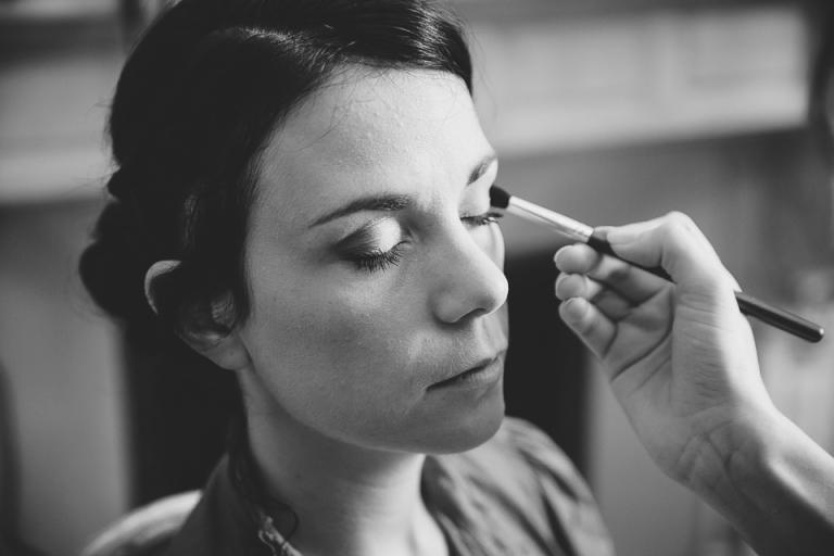 maquillage château de l'aubriere