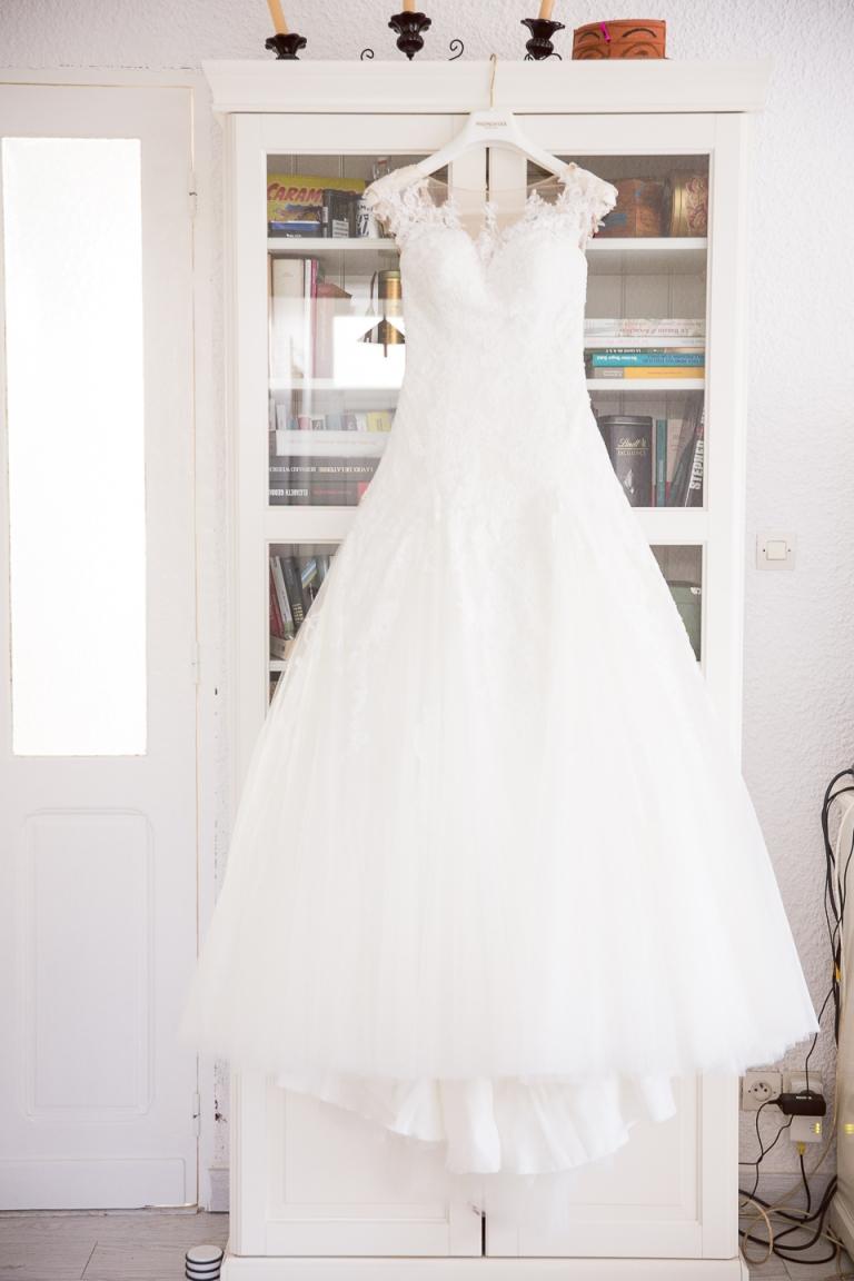 robe de mariée à Bordeaux