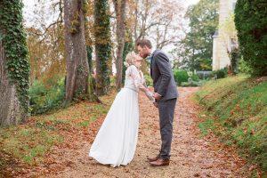 mariage anglais au château de la Voûte