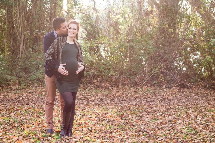 séance par un photographe à Tours pour une femme enceinte