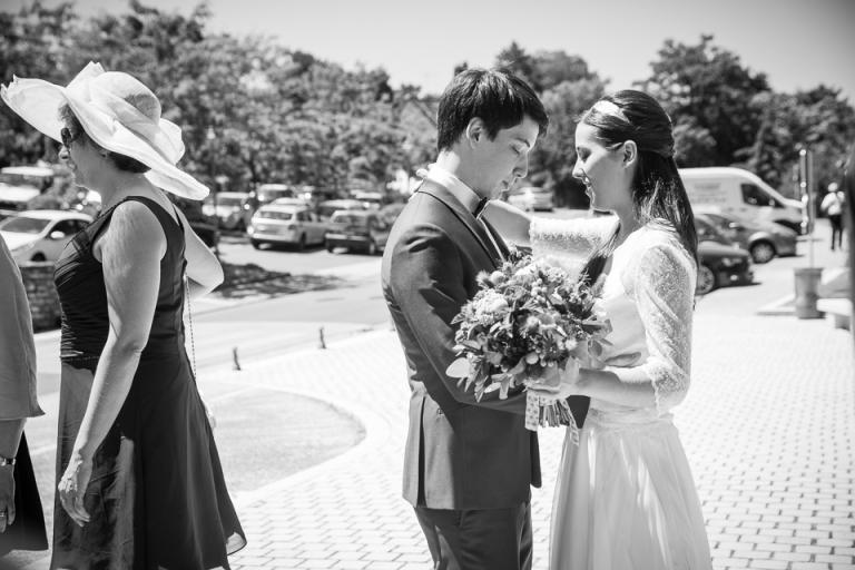 les mariées se retrouvent