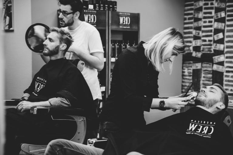 barbier à tours
