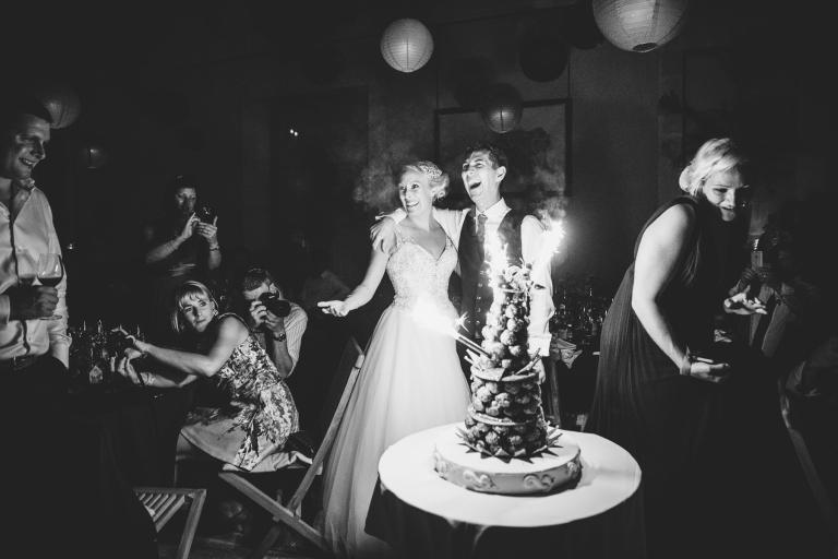 la soirée du mariage