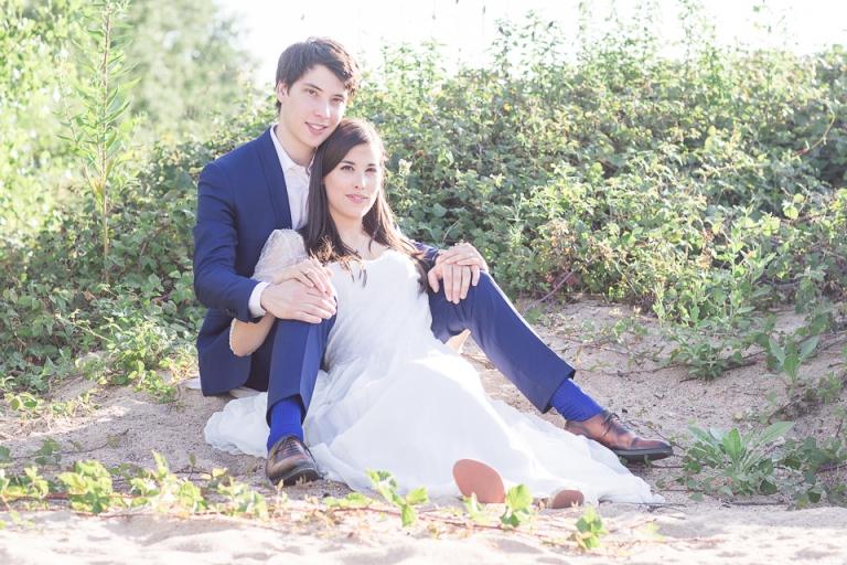 mariés à l'ile de la metairie