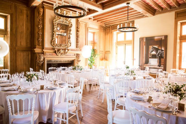 salle mariage du domaine de le Trigaliere