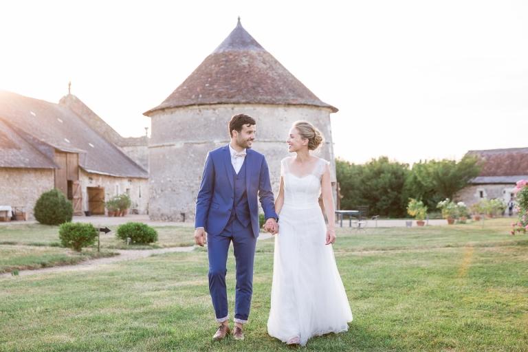 photo de couple de mariage